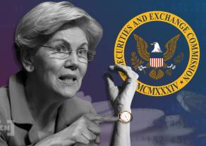 """Senadora Warren advierte sobre las """"crecientes amenazas"""" del mercado cripto"""