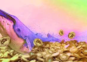 Ballenas de Bitcoin mueven más de 111,000 BTC en 24 horas