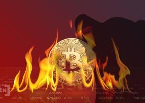 Dominio de Bitcoin (BTCD) cae y reanuda el descenso hacia los mínimos del rango