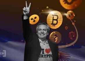 """Hay que """"aprovechar lo bueno"""" de las criptomonedas, señala el presidente de Argentina"""