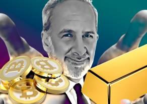 Peter Schiff proyecta Bitcoin a $100 mil y lamenta no haber invertido en BTC