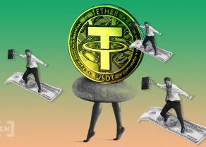 Tether anuncia pico de suministro de USDT, la comunidad cripto reacciona en Twitter