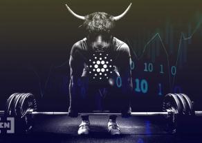 Cardano lanza smart contracts en la testnet y ADA aumenta 8% en 24 horas