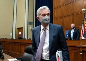 Acciones mixtas después de que Powell se mantiene moderado