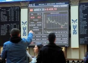 ¡ACS, Fluidra y Endesa abandonan el Ibex 35 hoy! Ibex 35 aplastado por Solaria, Banco Santander y Amadeus