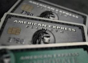 American Express en busca de la subida libre absoluta