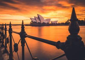 Aussie: una caída sin precedentes