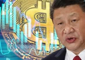 Bitcoin se dispara más de un 10% mientras China empaña a apertura en bolsas