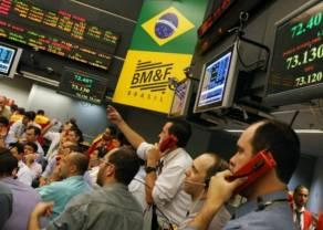 Bolsa de Brasil sube más de 1,5% tras minutas de Fed; real cierra en mínimos desde mayo