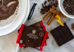 Cambios gordos en el precio del cacao