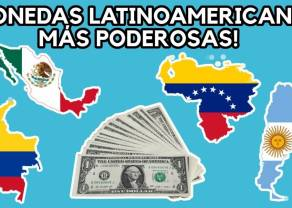 ¿Cómo se comportaron las monedas latinas?