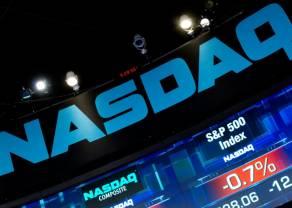 Corrección, NASDAQ 100 cae un 11%