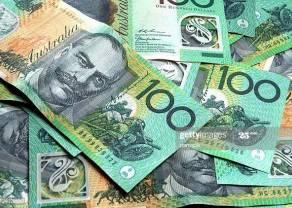 Del cambio Dólar Australiano Dólar Estadounidense (AUDUSD), Aussie lidera el mercado