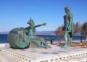 Diógenes, Alejandro Magno y el trading