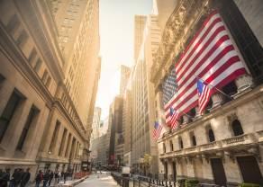 Dow Jones arranca la semana con corrección