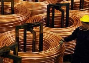 El cobre intenta romper la zona de consolidación