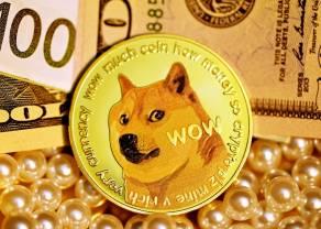 ¡El dogecoin no pierde fuerza frente al dólar (ETHUSD)! El bitcoin y el ethereum retroceden (BTCUSD, ETHUSD)