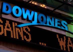 El Dow Jones empieza febrero sobre los 29.800 puntos