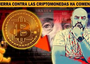 ¡El gran fracaso de las criptomonedas! Te has tirado ya por el inclinado tobogán bajista del Bitcoin y Ethereum? Dogecoin como la reina del fracaso con casi 42% de pérdidas