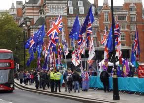 El mercado está frustrado por el Brexit