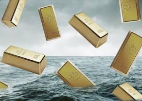 El oro acabó agosto como lo empezó, algo sobre los 1.800