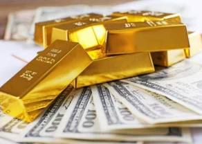 El oro se ve encajonado, ni cae, ni se recupera