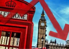 El PIB de Reino Unido crece un 0,8% en mayo, por debajo de lo previsto