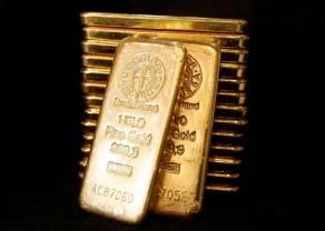 El precio del oro: El oro extiende avances por caídas del dólar y rendimientos de bonos