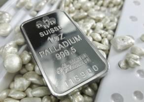 El XPDUSD se está recuperando de las ventas mundiales de automóviles mientras persisten las preocupaciones sobre la escasez de suministro del metal