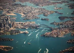 En el cambio Dólar Australiano Dólar Estadounidense (AUDUSD) es el Aussie el que domina el mercado