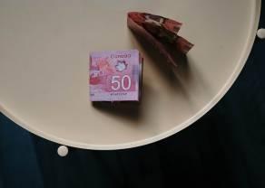 En el cambio Dólar Estadounidense Dólar Canadiense (USDCAD) es el Loonie el que retrocede
