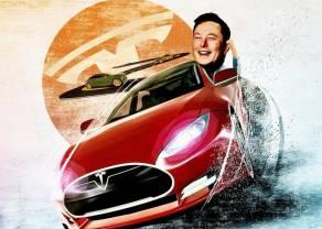 En español Elon Musk reaparece en presentación del Tesla Model S Plaid