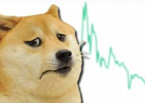 ¡Estacazo de Shiba Inu! Un cierre de semana malísimo para Dogecoin. Axie Infinity se desborda por completo