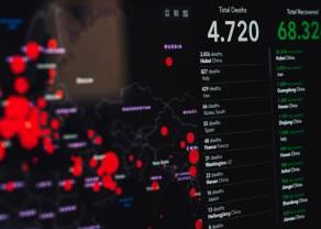 Estados Unidos registra un nuevo récord de casos de contagio. Wall Street cierra en rojo