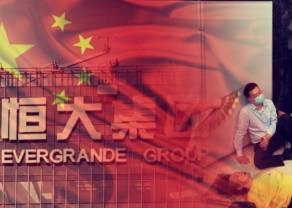 ¡Este es el final de Evergrande! Más deudas sin pagar... El gigante chino SE DERRUMBA