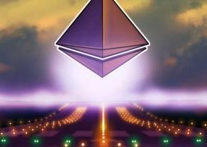 Ethereum con posible patrón alcista ETH