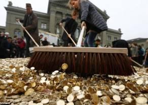 ¿Se estará manteniendo el cambio Euro Franco al margen de la Fed?
