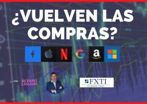 FANGAM como el que une a Apple, Netflix, Amazon, Google, Facebook y Microsoft, cotizadas en el mercado del Nasdaq