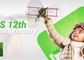FBS celebra su 12° aniversario cumpliendo tu sueño