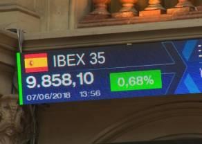 ¡IAG resiste a las 29 acciones bajistas del Ibex 35 ! Solaria tanteando el terreno... Acerinox como una de las acciones más fuertes del Ibex 35
