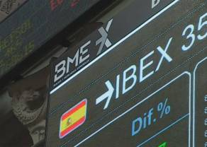 Ibex 35 vuelve a chocar 8750