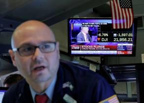 Índices Bursátiles Norteamericanos: ¿se está terminando la fiesta en Wall Street?