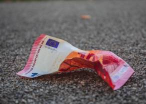 La economía de la zona euro está casi estancada