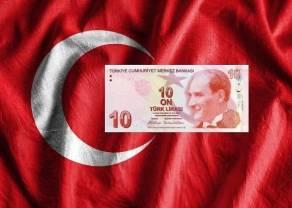 La lira turka tocada por intervención del banco central