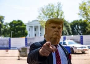 Las acciones se recuperan mientras Trump señala la posibilidad de perder elecciones