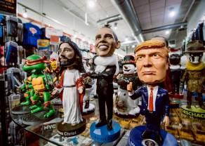 Las bolsas en Máximos y Trump feliz
