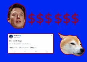 ¡Las criptomonedas con una pinta fatal para tu cartera! Dogecoin viene con trampa DOGE ¡Todos a por Axie Infinity! AXS Shiba Inu nos deja con mal sabor de boca SHIB