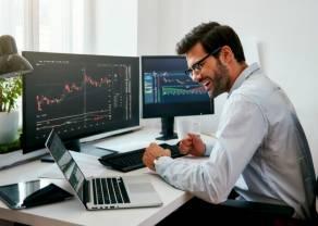 Los mercados de valores se mezclaron a medida que los rendimientos disminuyen desde el máximo de 14 meses