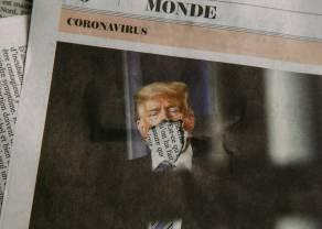 Los mercados mundiales bajan antes del anuncio de Trump sobre China