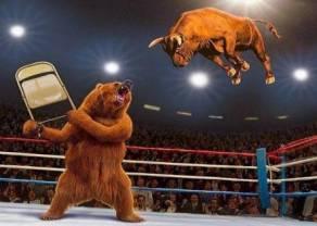 Los osos no pudieron con el soporte del Dow Jones